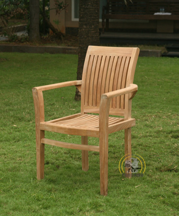 JEPARA STACKING CHAIR