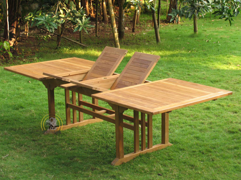 RECTA DOUBLE EXTEND TABLE